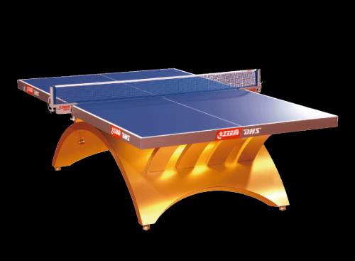 金彩虹乒乓球