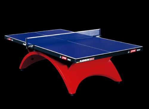 彩虹乒乓球桌