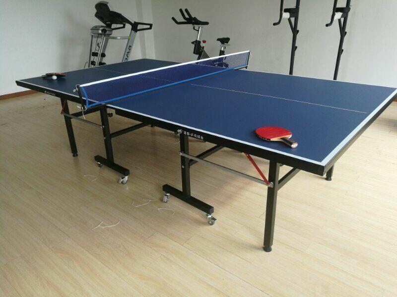 诺客单折移动式乒乓球桌