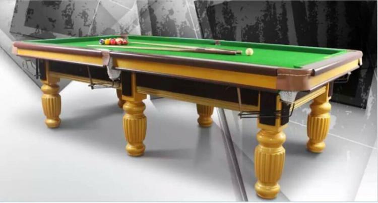 美式和英式台球桌布之间有什么区别?