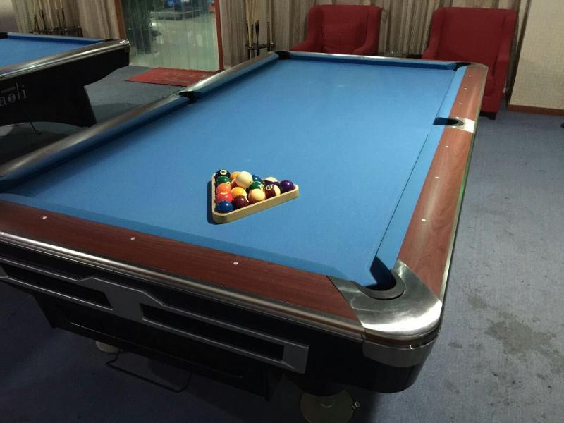 花式九球台球桌