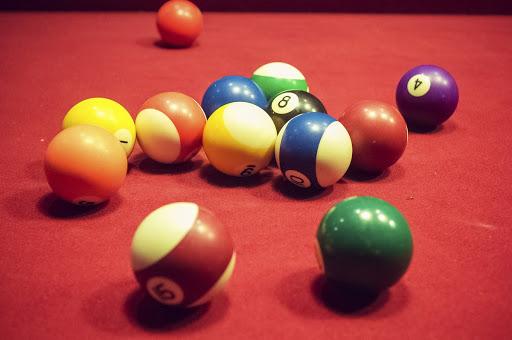 主流的台球桌